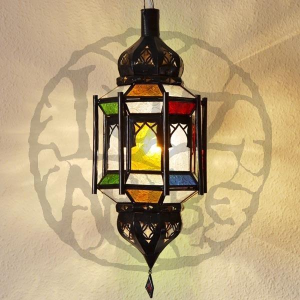 Lampadari > Lampadari marocchini in cristallo > Lampada ottagonale ...