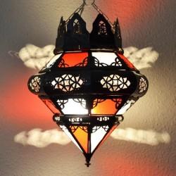 Lampadario corona araba a forma di ghianda