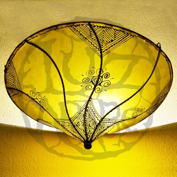 Ceiling Lamp Shades At Next: Buy Lily From Ceiling Light Shade Of Yellow Color 50 Cm