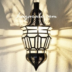 Acorn-shape arabian ceiling lamp