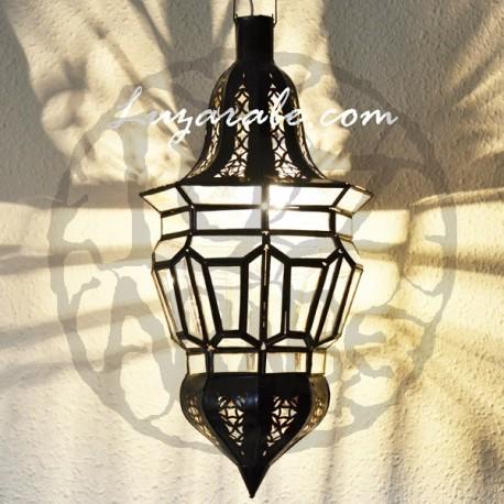 Acorn-shape arabian ceiling lamp
