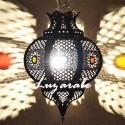 Metal Moroccan Ceiling Lights