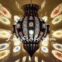 Grandes lamparas artesanales