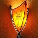 Leder orientalische wandlampen