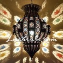 Large Moroccan Ceiling Lamps